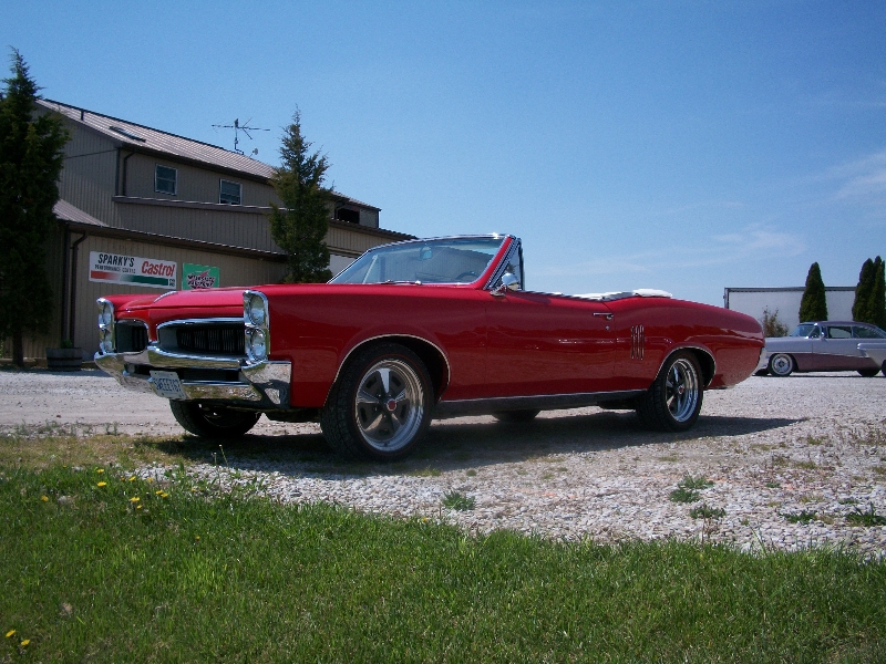 Classic Muscle Car Restoration Ontario, High Performance Auto ...