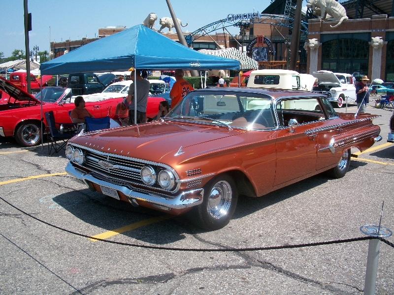 Classic Muscle Car Restoration Ontario, High Performance ...